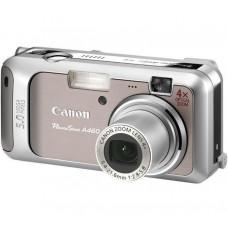 Cámara Digital Canon Powershot A460