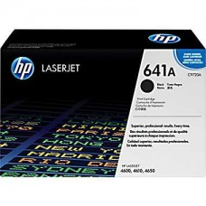 Cartucho original de tóner negro HP 641A LaserJet(C9720A)
