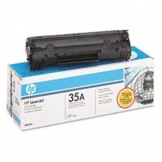 Cartucho original de tóner negro HP 35A LaserJet(CB435A)