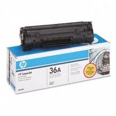 Cartucho original de tóner negro HP 36A LaserJet(CB436A)