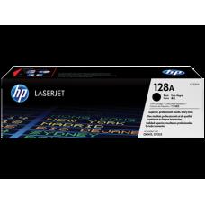 Cartucho original de tóner negro HP 128A LaserJet(CE320A)