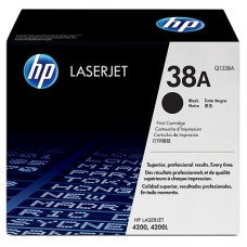 Cartuchos de tóner HP 38 para LaserJet