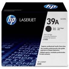 Cartucho original de tóner negro HP 39A LaserJet(Q1339A)