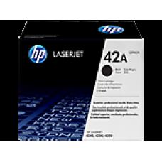 Cartucho original de tóner negro HP 42A LaserJet(Q5942A)