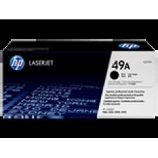 Cartucho original de tóner negro HP 49A LaserJet(Q5949A)