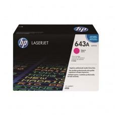 Cartucho original de tóner magenta HP 643A LaserJet(Q5953A)