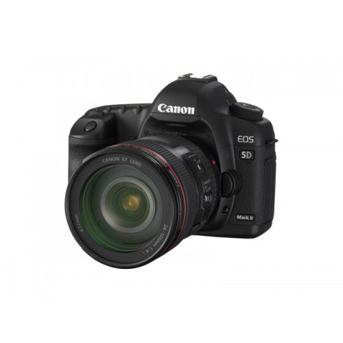 Canon eos 5d mark ii con lente 24 105mm for Canon 5d mark ii precio