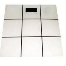 Elegante Balanza/Bascula para Medir Peso Corporal Maxima Capacidad 180Kg