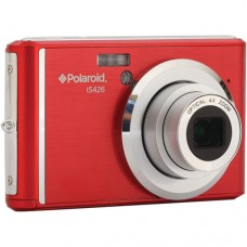 Camara Polaroid IS426 Roja 16.1MP 4x Zoom