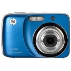 Cámara Fotográfica Digital Azul HP SW450T