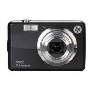Videocámara  Digital Negra HP PW550