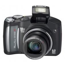 Cámara Canon SX100IS