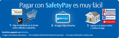 Sistema SafetyPay